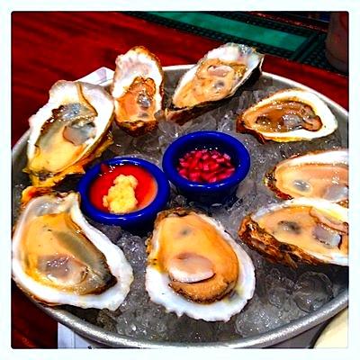 J Paul's Oysters