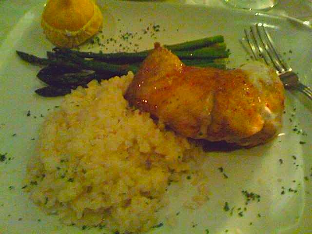Floriana Red Snapper