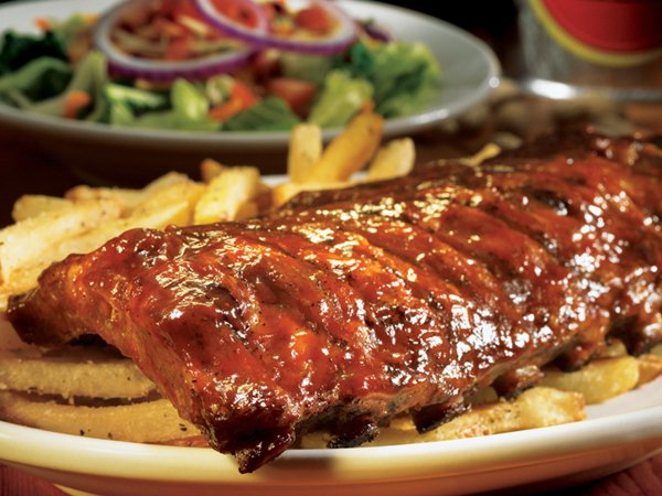 Logan's Famous Baby Back Ribs