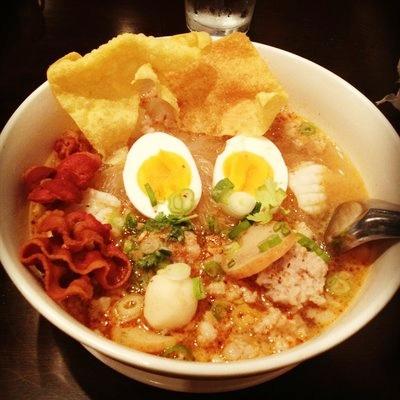 Paradise Soup @ Bangkok Noodle
