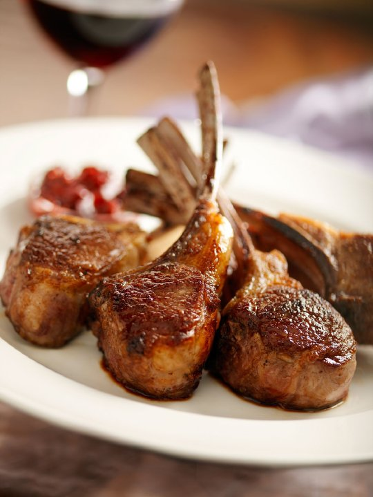 Double Cut Lamb Rib Chops | Runinout Food Fun Fashion