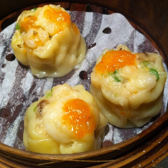Ping Pong Dim Sum Seafood Shumai