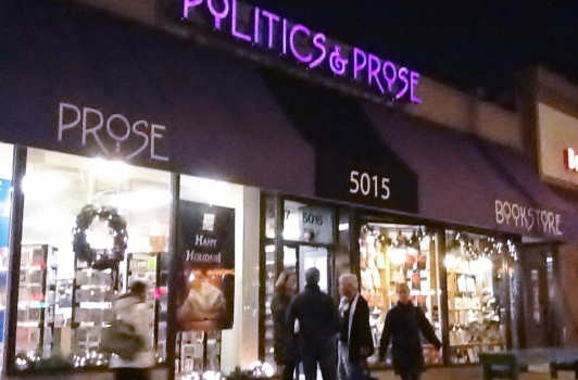 Politics and Prose - Chevy Chase DC