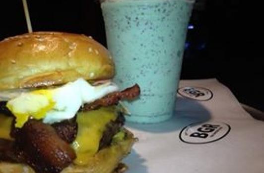 BGR Burger Joint - Bethesda MD
