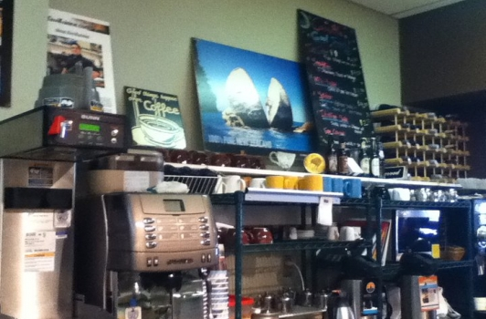 Cassatt's Cafe & Gallery - Arlington VA