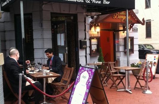 Ezme Restaurant Wine Bar Dupont Circle DC Runinout Food Fun Fashion