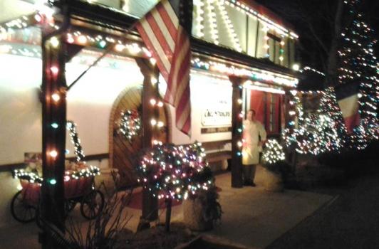 Lauberg Chez Francois - Great Falls VA