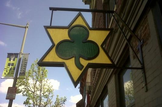 Star & Shamrock - H St DC