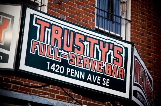 Trusty's - Capitol Hill DC