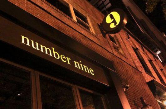 Number Nine - Logan Circle DC