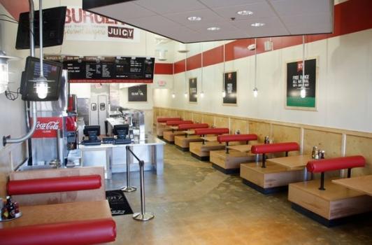 Burger 7 @ Tyson's Corner