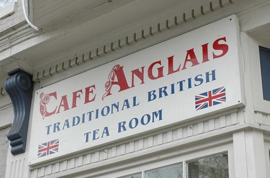 Cafe Anglais