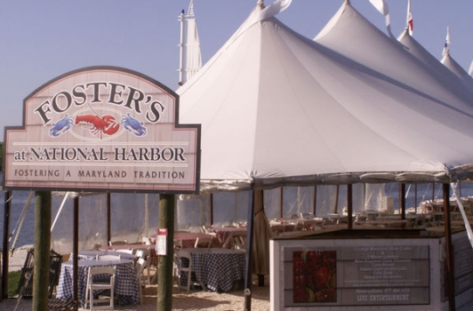 Fosters Downeast Clambake @ National Harbor