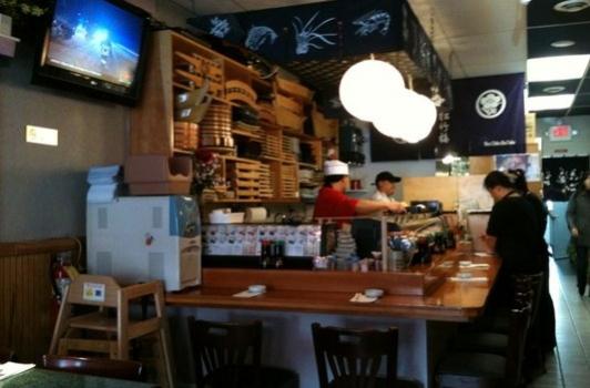 Crystal Bonsai Sushi @ Crystal City