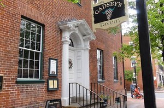 Gadsby's Tavern @ Old Town