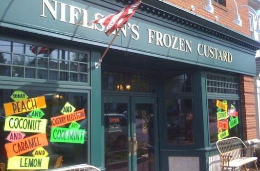 Nielsen's Frozen Custard @ Vienna