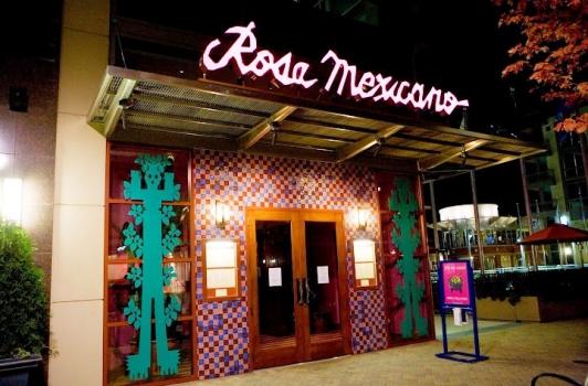 Rosa Mexicano Runinout Food Fun Fashion