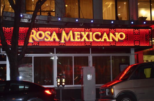 Rosa Mexicano - Friendship Heights DC