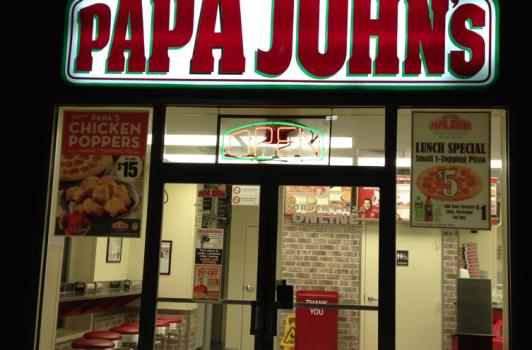 Papa John's - Arlington VA