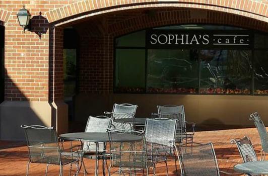 Sophia's Cafe - Alexandria VA