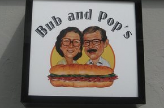 Bub and Pop's - Golden Triangle DC