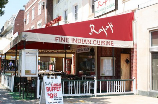 Rajaji Curry House - Woodley Park DC