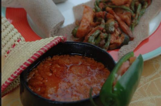 Enjera Restaurant - Crystal City VA