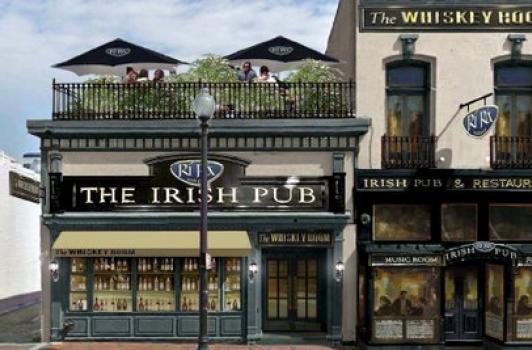 Ri Ra Irish Pub - Georgetown DC