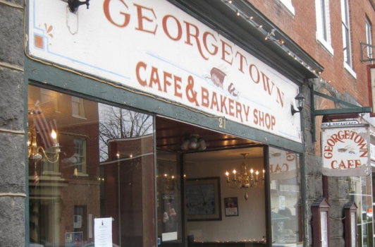 Georgetown Cafe And Bakery - Leesburg VA