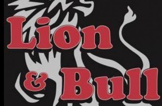 Lion And Bull - Haymarket VA