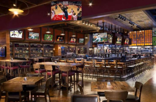 Tap Sports Bar - MGM National Harbor