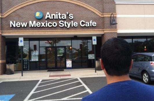Anita's New Mexican - Ashburn VA