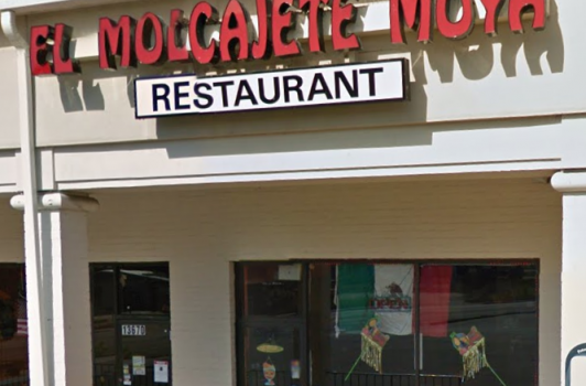 El Molcajete Moya