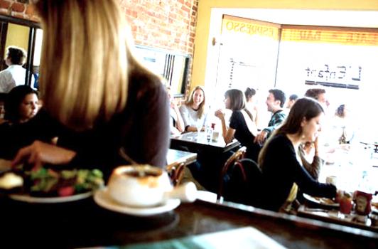 L'Enfant Cafe-Bar