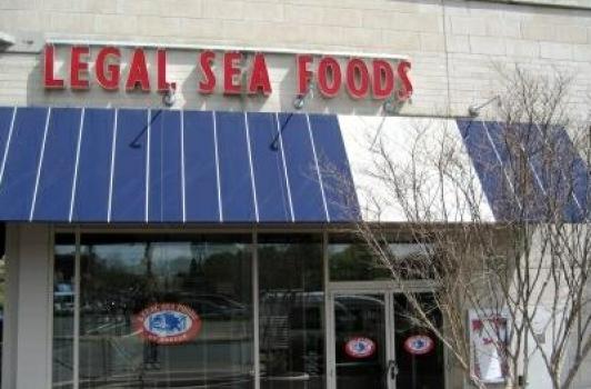 Legal Sea Foods - Crystal City VA