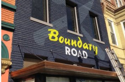 Boundary Road DC