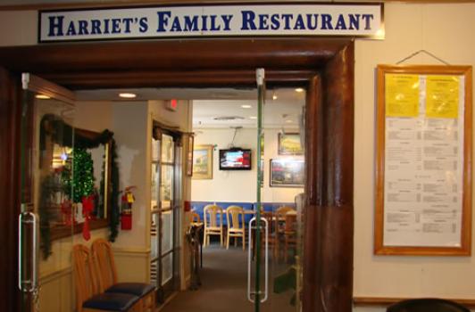 Harriet's Family Restaurant