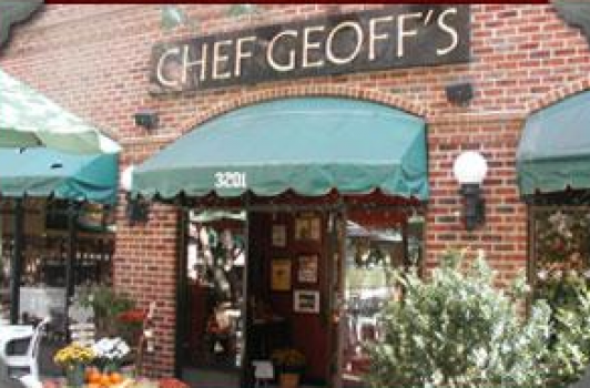 Chef Geoff's - Tenleytown DC
