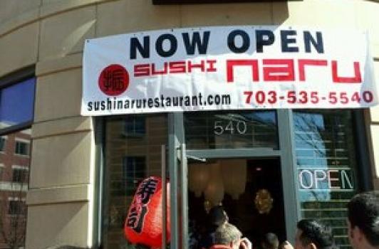 Sushi Naru @ Old Town