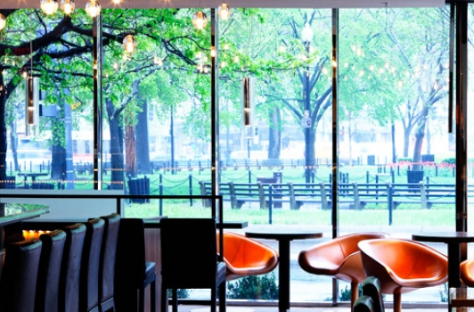 Cafe Dupont - Dupont Circle DC