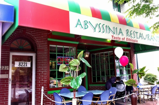 Abyssinian silver spring for Abol ethiopian cuisine silver spring md