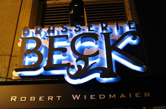 Brasserie Beck by Robert Wiedmaier