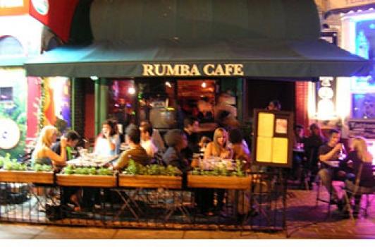 Rumba Cafe - Adams Morgan DC