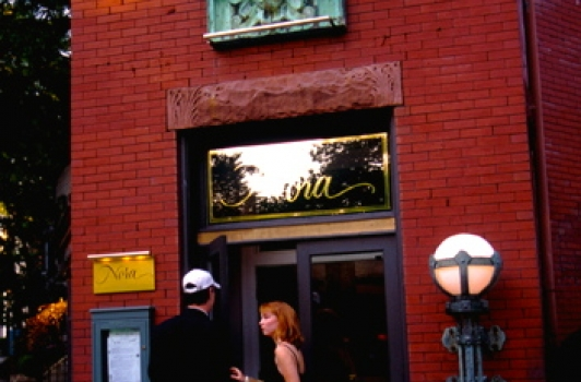 Restaurant Nora - Dupont Circle DC