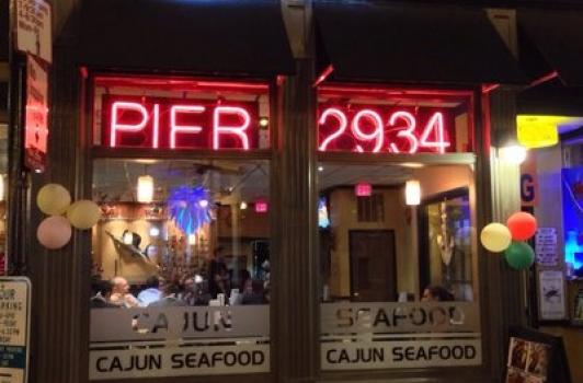 Pier 2934 Cajun Seafood - Georgetown DC