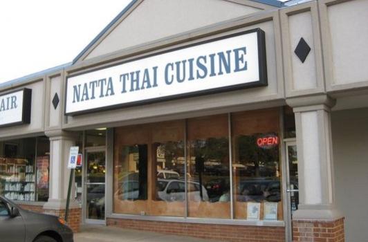 Natta Thai Vienna Runinout Food Fun Fashion