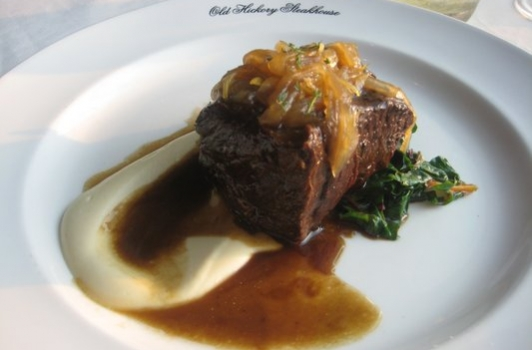 Old Hickory Steakhouse - National Harbor MD
