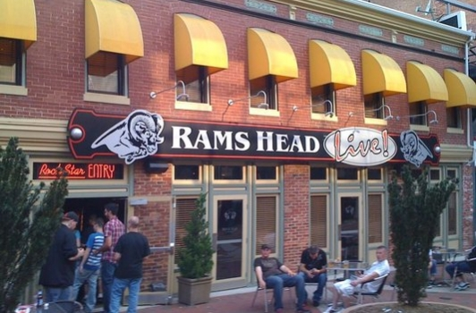 Rams Head Live - Baltimore MD