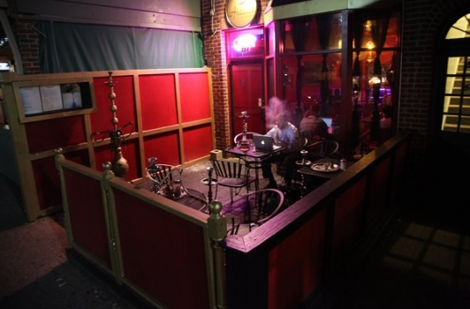 Andalusia Tea Room And Hookah