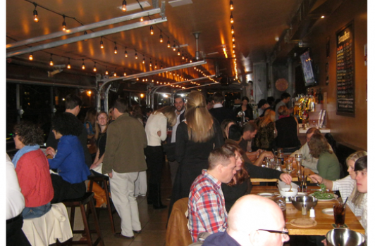 St Arnold's Mussel Bar -  Cleveland Park DC